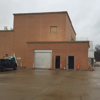 MSD Coldwater Creek WWTF Screenings & Compactor Improvements