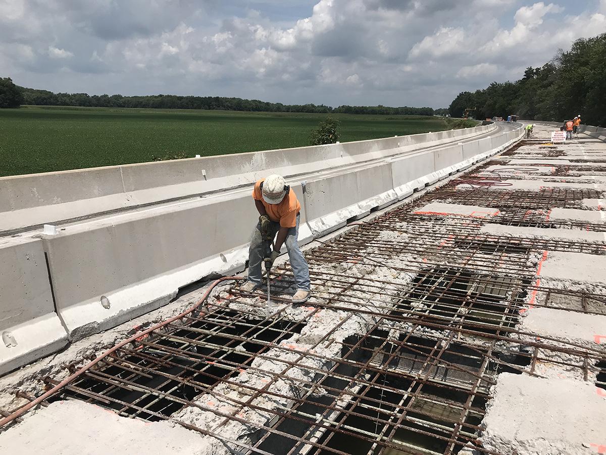 Plocher Construction - CORE Competencies - Transportation