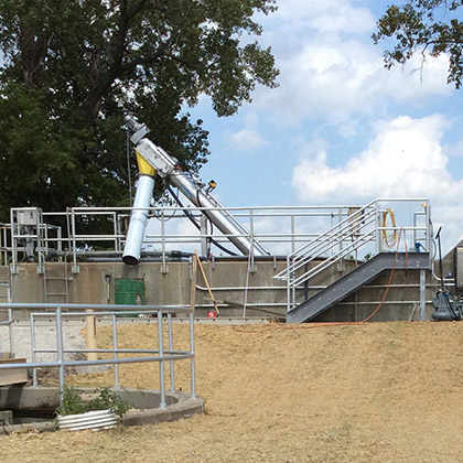 Dupo Wastewater Treatment Plant Improvements