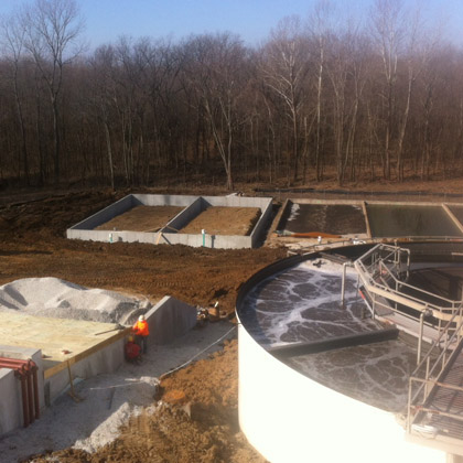 New Athens WWTP