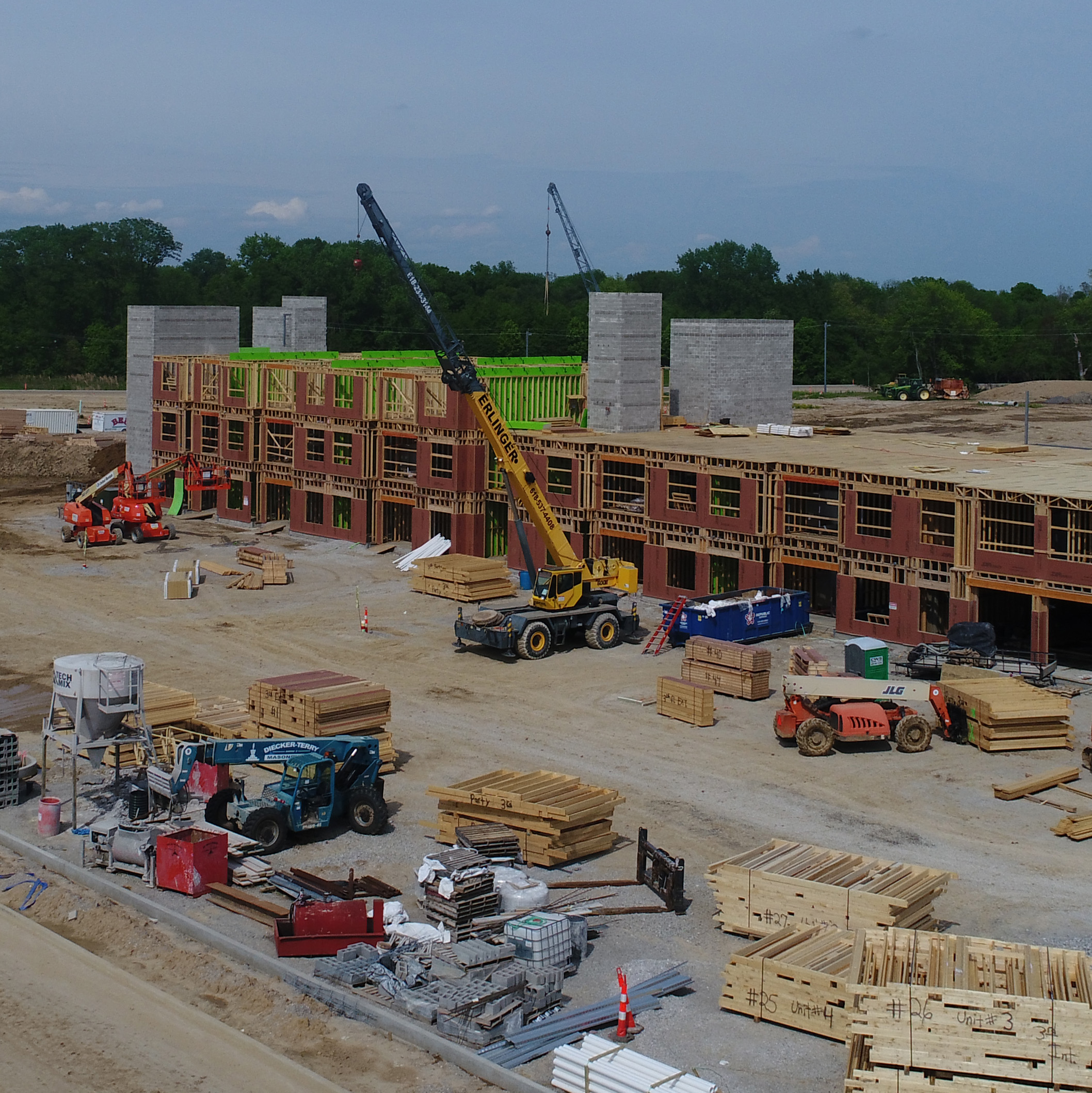 Plocher Construction - Current Projects